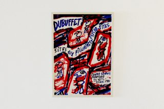 Jean Dubuffet / SITE AUX FIGURINES, PSYCHO-SITES