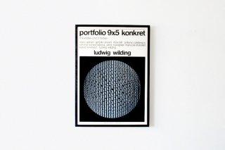 "Ludwig Wilding ""Portfolio 9×5 konkret"""