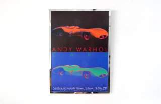 Andy Warhol /  Kunsthalle Tübingen 1988