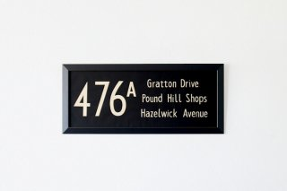 BUS BLIND 476a Gratton Drive - Pound Hill - Hazelwick