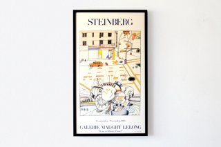 Saul Steinberg / Galerie Maeght Lelong 1986