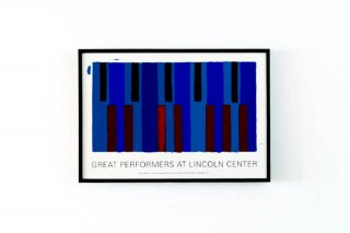 Pat Lipsky / Lincoln Center 2004