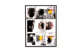 Christopher Wool / Exhibition Poster