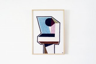 Nathalie Du Pasquier / Big And Small Collection S6