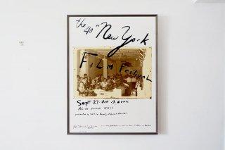 Julian Schnabel / New York Film Festival 2002