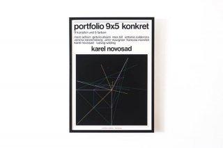 Karel Novosad  /  portfolio 9x5 konkret