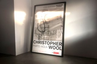 Christopher Wool / Museum Ludwig Köln 2009