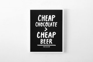 Timothy  Goodman / Cheap Chocolate Wins