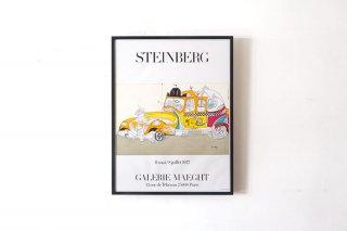 SAUL STEINBERG / GALERIE MAEGHT 1977