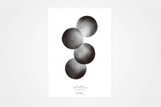 "Anne Nowak / ""Four Moons"" POSTER_A3"
