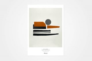 "Atelier Cph / ""Sunset"" POSTER_A3"