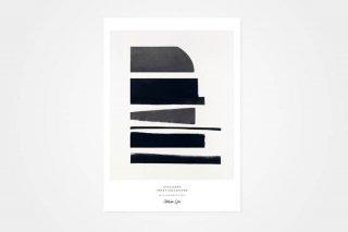 """Atelier Cph / """"Pieces"""" POSTER_A4"""
