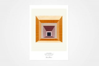 "Lissa Thimm / ""Sienna Square"" POSTER_A4"