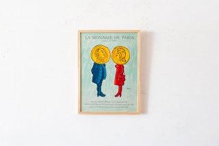 Raymond Savignac / La Monnaie de Paris