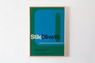 Walter Balmer / Stile Olivetti 〜 Plakat 1962 - Die Neue Sam 〜