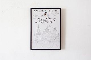 Saul Steinberg / GALERIE MAEGHT 1953
