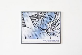 Roy Lichtenstein - Seductive Girl
