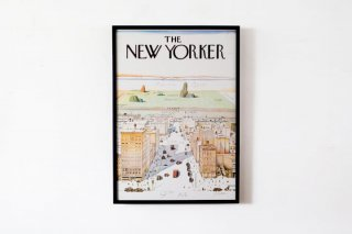 Saul Steinberg / View of the World from 9th Avenue