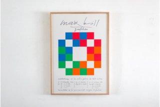 Max Bill / Schlossgalerie der Stadt Argon 1977