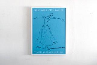 Erik Werner / New York City Ballet Tivoli 1980