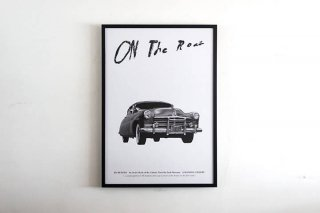 "Ed Ruscha "" On the Road  - B """