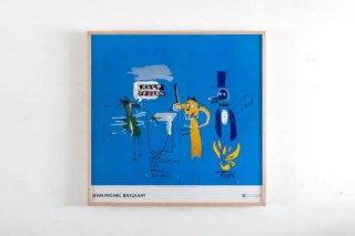 Jean M.Basquiat / Chiostro del Bramante 2002