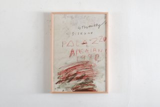 Cy Twombly / Palazzo Ancaiani   -1980-