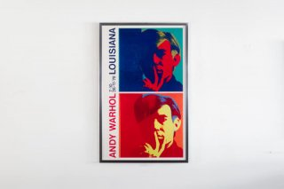 Andy Warhol / Luisiana 1978
