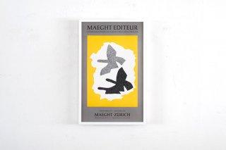 Georges Braque / Galerie Maeght Zürich