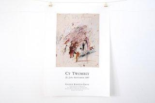 Cy Twombly / Galerie Karsten Greve, Cologne 1997