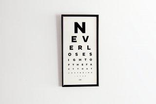 Fun Eye Chart