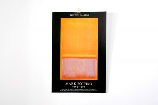 Mark Rothko / Tate Gallery,London 1987