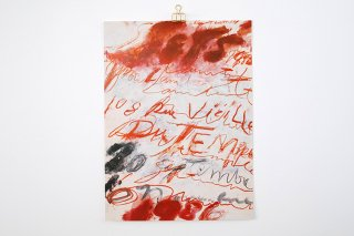 Cy Twombly / Galerie Lambert 1986