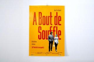 """""""À bout de souffle"""" - 1960 / Jean-Luc Godard"""
