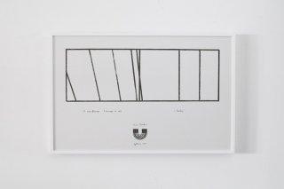 Brice Marden / Yvon Lambert 1973