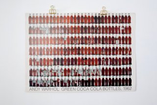 Andy Warhol - Green Coca Cola Bottles 1962