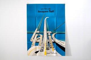 """"""" Trafic """"  Jacques Tati"""