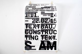 TEXTBAU./CONSTRUCTING TEXT.  S  AM