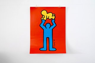 Keith Haring / �Non Title� 1991