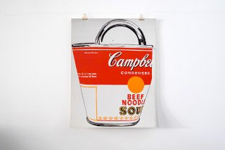 Andy Warhol / Campbells Soup Can 1993