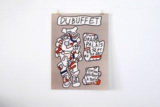 Jean Dubuffet / Festival d'Automne - 1973 -