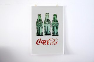 Andy Warhol / Coca-Cola Reproduct