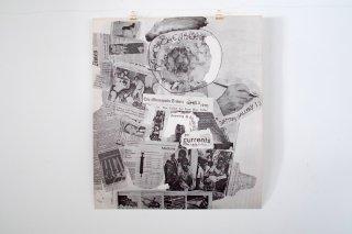 Robert Rauschenberg / �Currents� Exhibition Poster 1970
