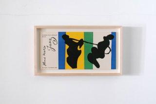 "Henri Matisse / ""JAZZ"" Clemens-Sels-Museum Neuss 1955"