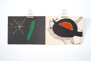 <img class='new_mark_img1' src='//img.shop-pro.jp/img/new/icons14.gif' style='border:none;display:inline;margin:0px;padding:0px;width:auto;' />Joan Miró / Galerie Maeght 1967