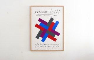 Max Bill / Mönchehaus Goslar - 1982 -