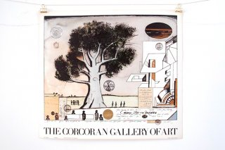 <img class='new_mark_img1' src='//img.shop-pro.jp/img/new/icons14.gif' style='border:none;display:inline;margin:0px;padding:0px;width:auto;' />Saul Steinberg / Bauhaus, The Corcoran Gallery Washingto - 1982 -