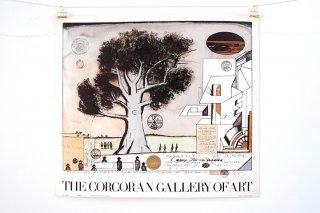 Saul Steinberg / Bauhaus, The Corcoran Gallery Washingto - 1982 -