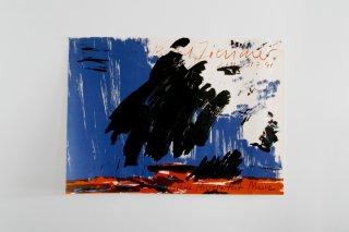 Bernd Zimmer / Galerie Passepartout Mainz 1991