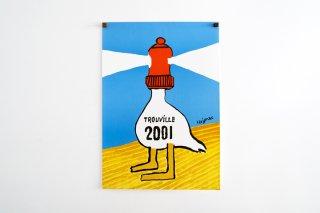 Raymond Savignac / Trouville 2001